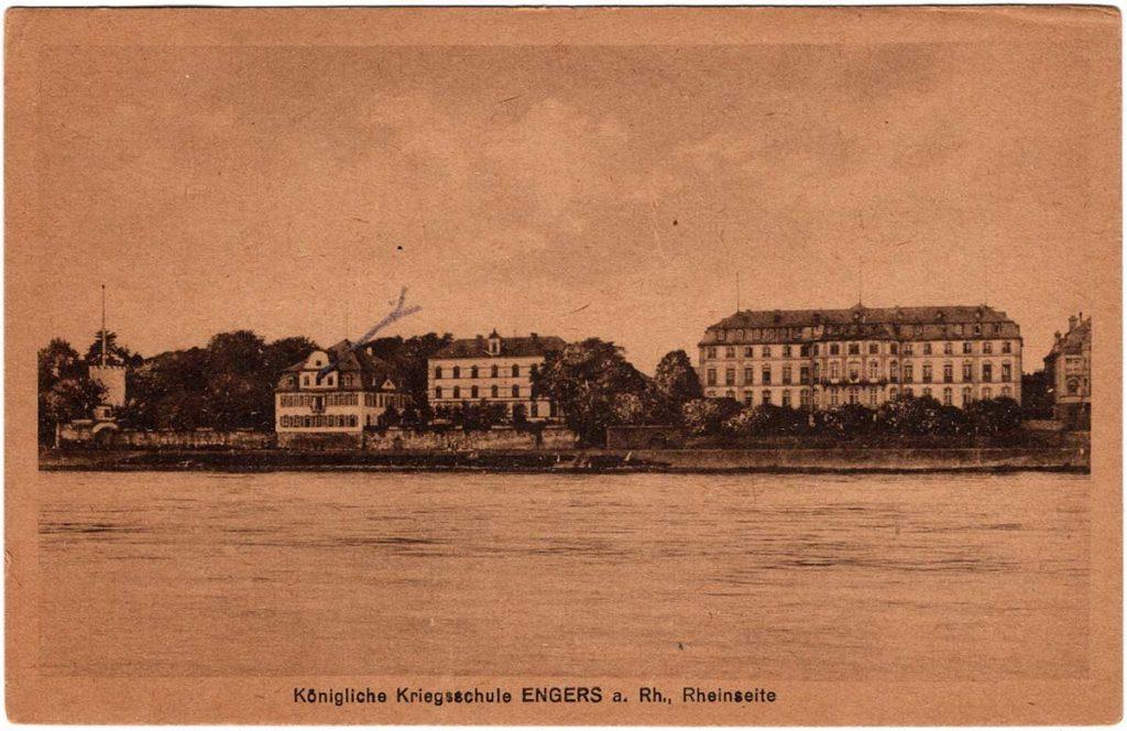 Engers, Rhein. Shows bu