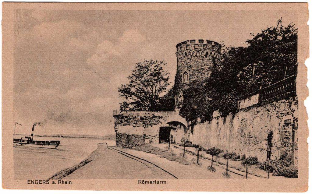 Engers on the Rhein.