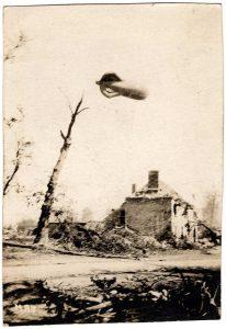 World War One (WWI): reconnaissance Balloon