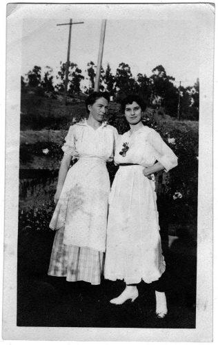 Elsie and Rose