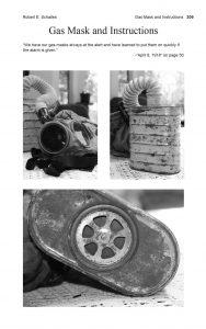 The Worse for It: Robert E. Schalles: World War One: Gas Mask
