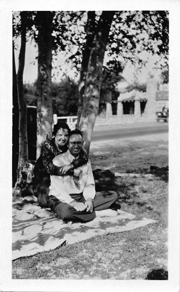 Robert and Esther Schalles