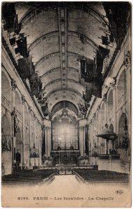 Postcard - Paris: Les Invalides, La Chapelle