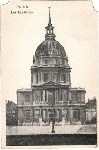 Postcard - Paris: Les Invalides