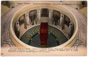 Postcard - Paris: Hotel des Invalides Tomteau de Napoleon I