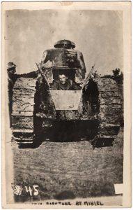 #45. Tank...at Mihiel
