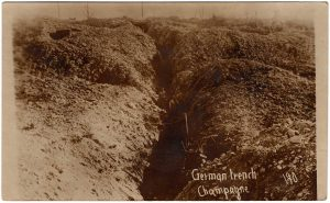German Trench Champagne. 190.