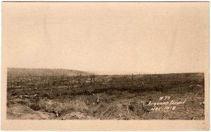 #75 Argonne Forest, Nov. 1918