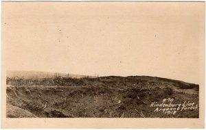 #70 Hindenburg Line, Argonne Forest