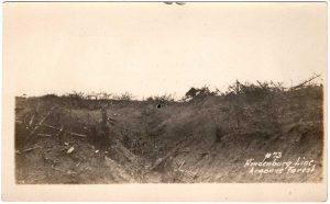 #73 Hindenburg Line, Argonne Forest