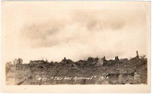 "#83 ""This was Apremont"" 1918"