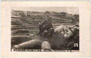 Germans Munition Near - Somme - PY? PG? 58