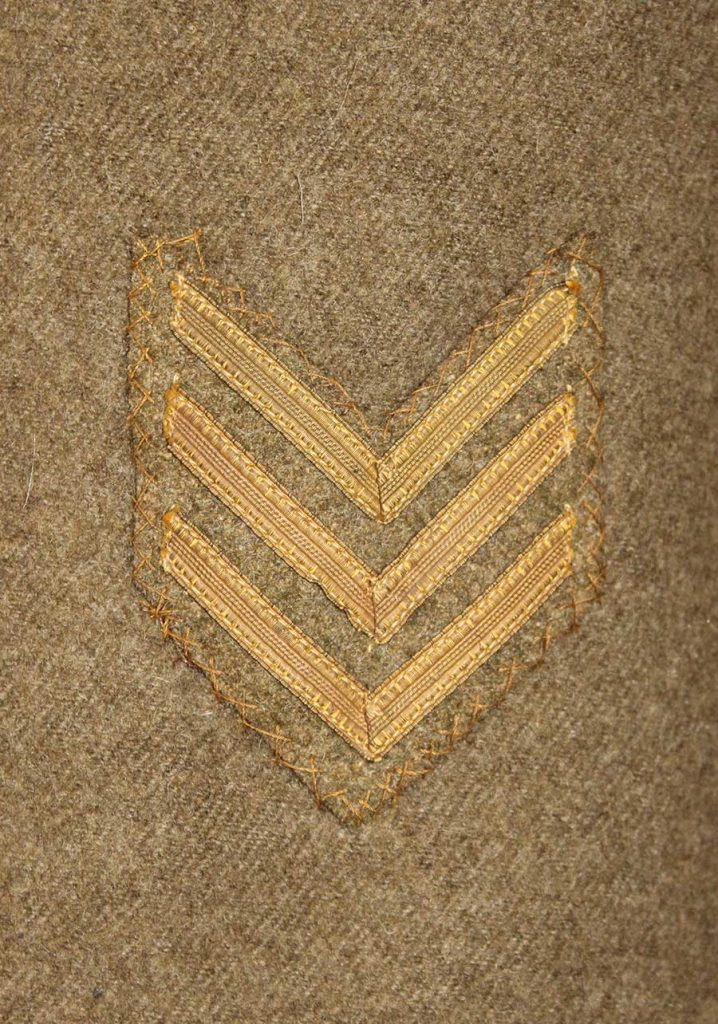 Chevrons for time served