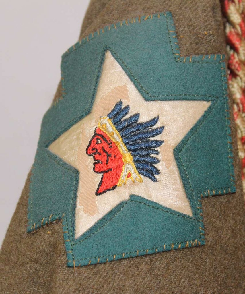 World War One Division 2 Insignia