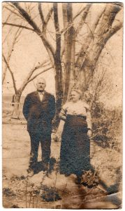 Charles and Pauline Schalles