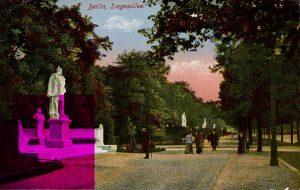 Berlin, World War One Era: Siegesallee