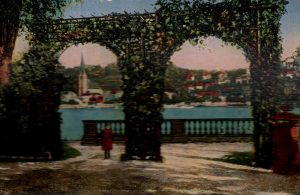 World War One Postcard: Coblenz Germany.