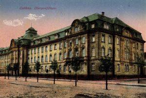 World War One Postcard: Coblenz Germany: Oberprafidium.
