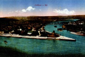 World War One Postcard: Coblenz Germany: a. Rh.