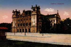 World War One Postcard: Coblenz Germany: Felthaffe.