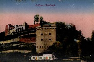 World War One Postcard: Coblenz Germany: Karthaufe.