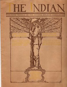 The Indian - 2nd Division WWI Publication - May 27-1919 - Cover