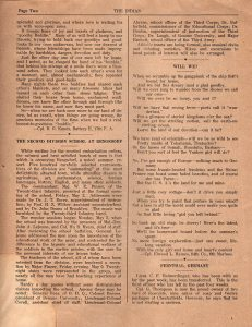 The Indian - 2nd Division WWI Publication - May 27-1919 - Page 2