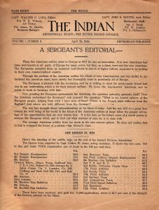 The Indian - 2nd Division WWI Publication - April 29-1919 - Page 8