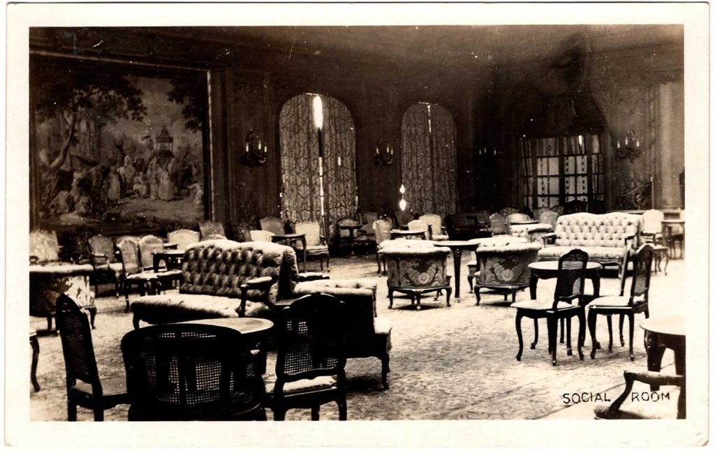 Hotel Social Room: Hotel unknown